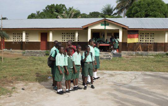 2014: Die 9. Schule in Maloko
