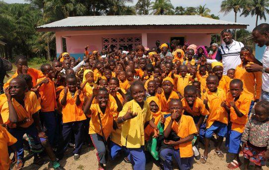 2014: Die 8. Schule in Bailor