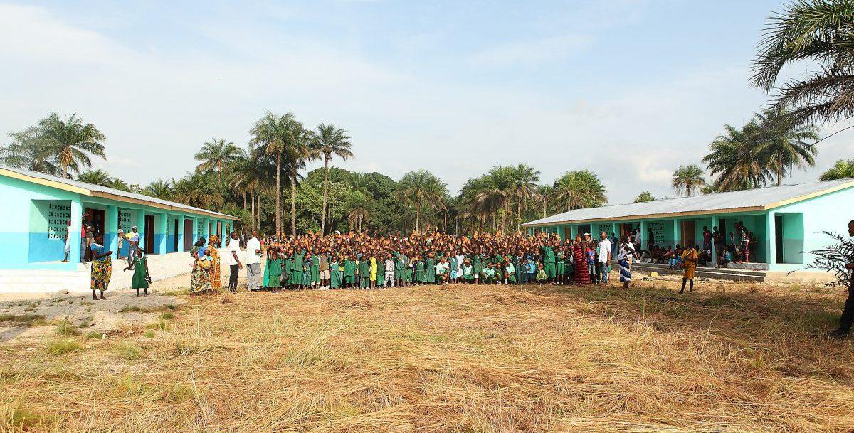 2014: Die 10. Schule in Masulaimani