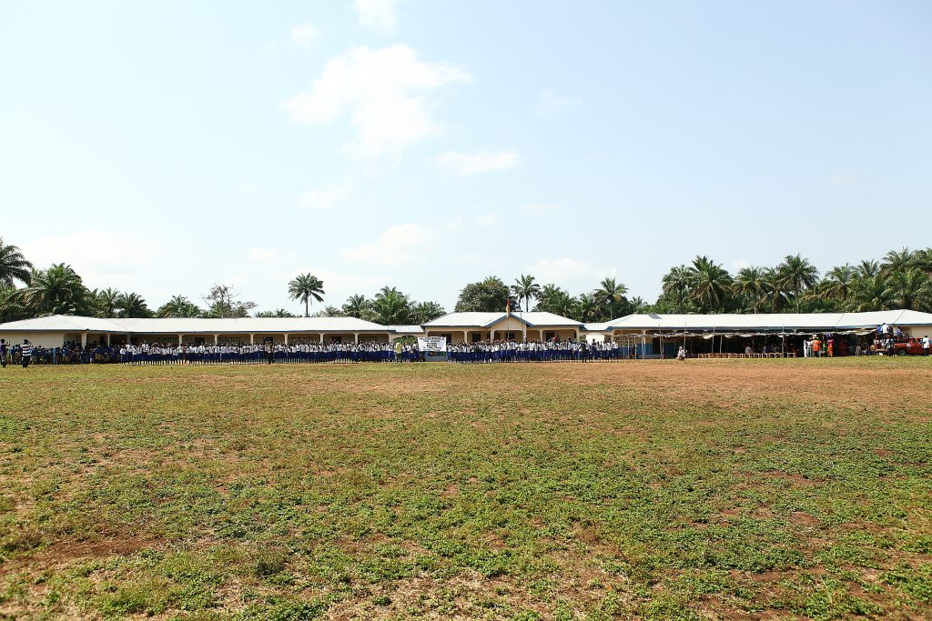 Forikolo-Schulen-Musaya. Forikolo - Schulen für Sierra Leone