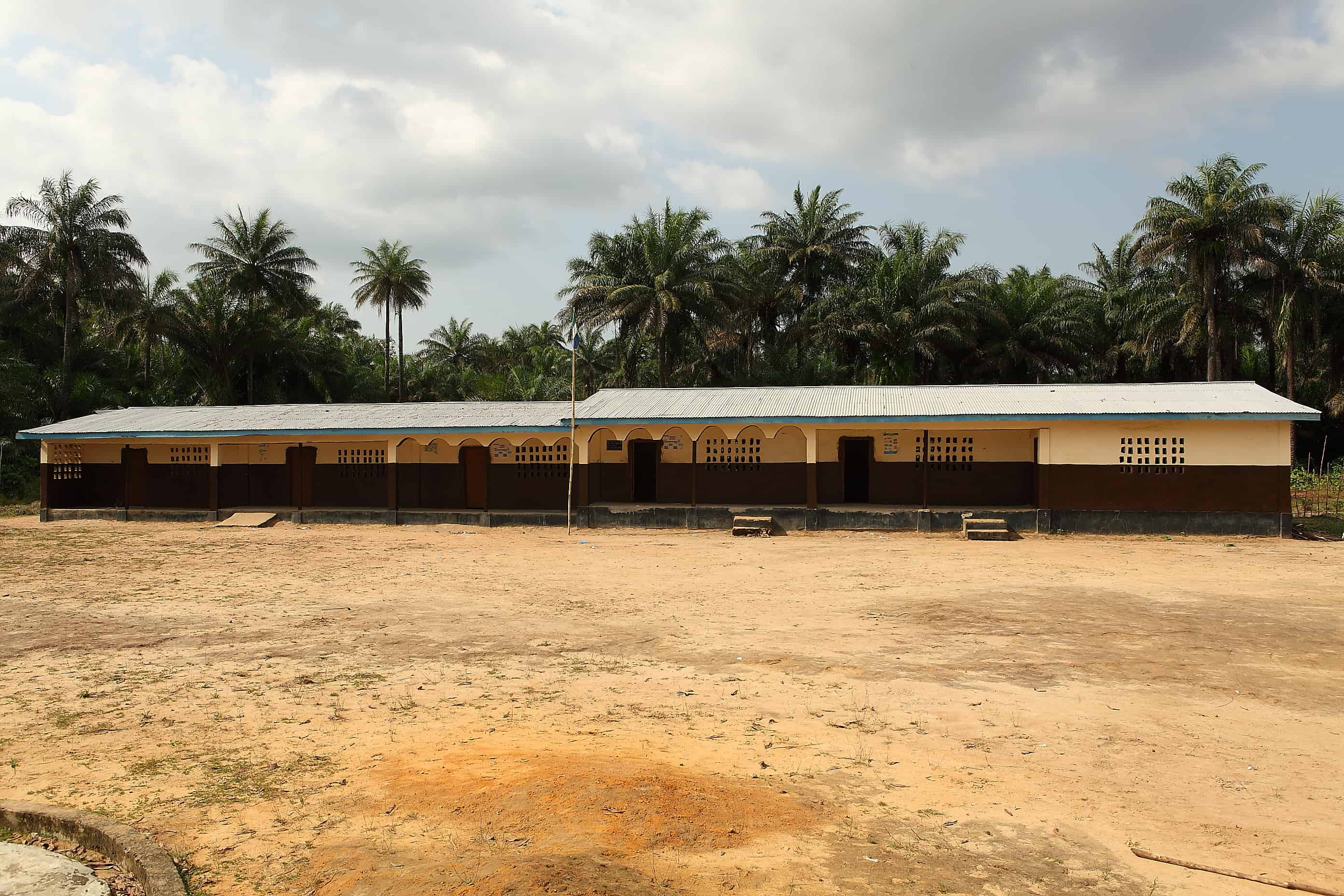 2010: Die 2. Schule in Mortong