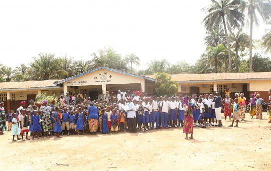 2010: Die 3. Schule in Yurika