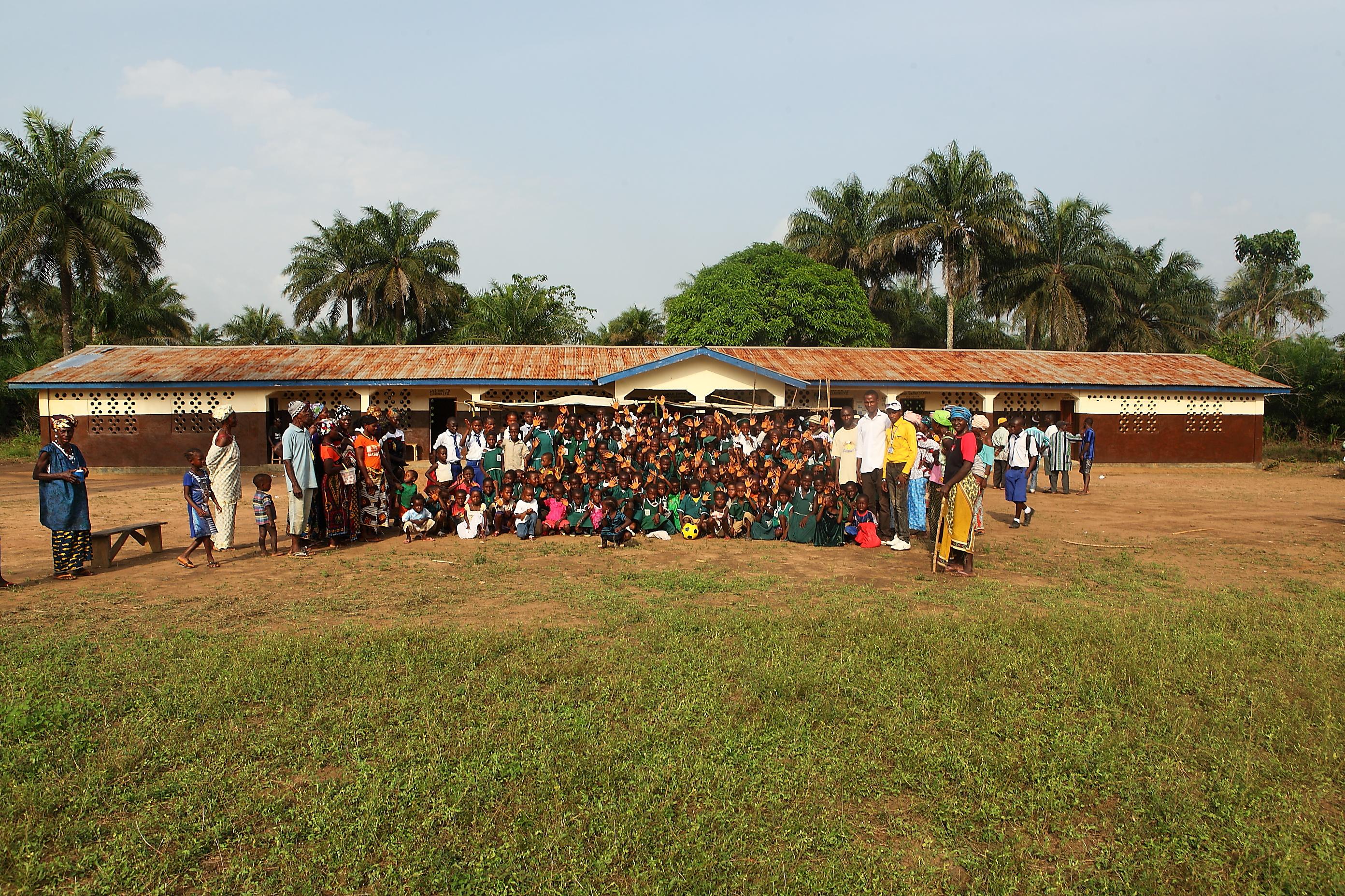 2011: Die 4. Schule in Shekaya