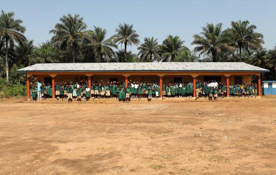 Forikolo-Schule-Kumrabai