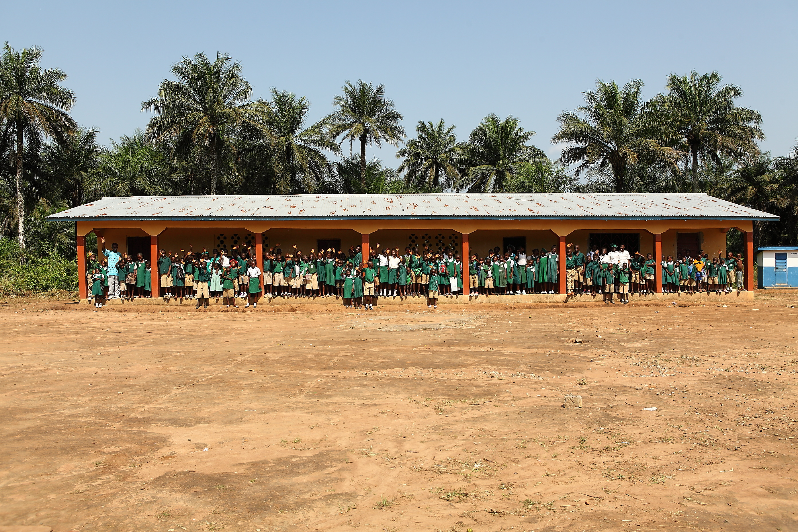 2012: Die 5. Schule in Kumrabai