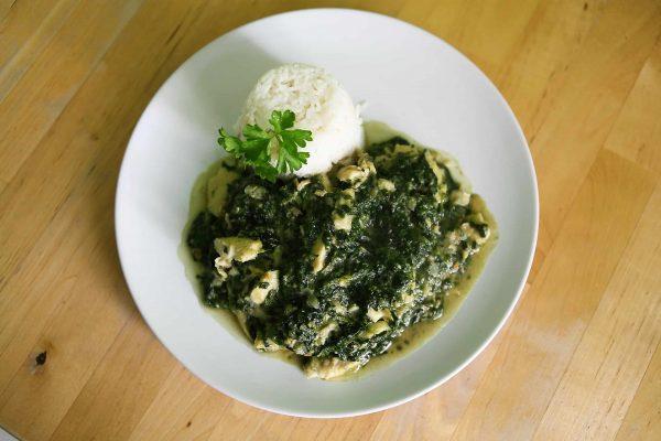 Sierra Leonisches Rezept: Krain Krain Soup