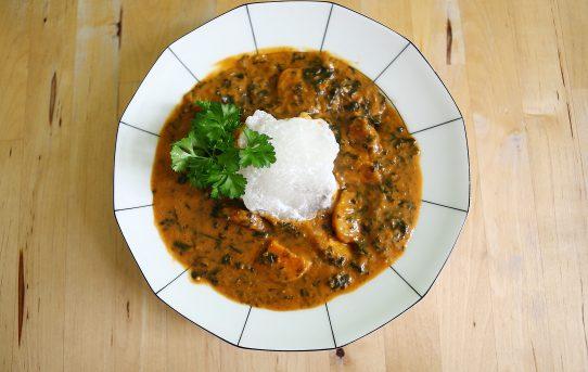 Sierra Leonisches Rezept: Yebe