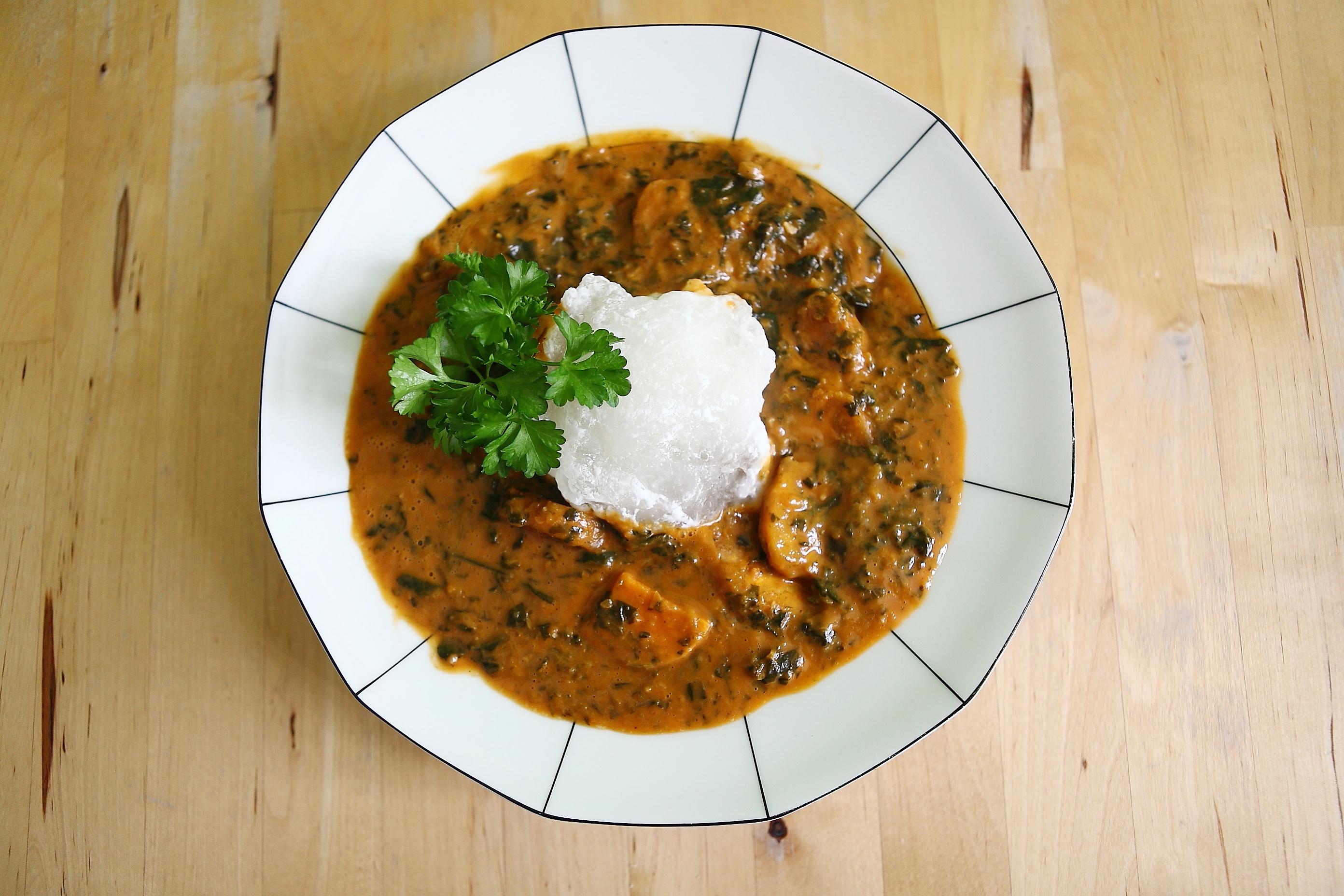 Sierra Leonisches Rezept: Yebe (Wurzelgemüsesuppe)