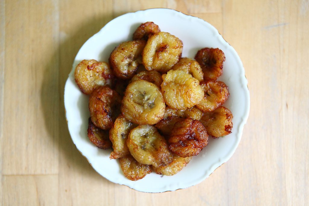 Sierra Leonisches Rezept: Banana Chips
