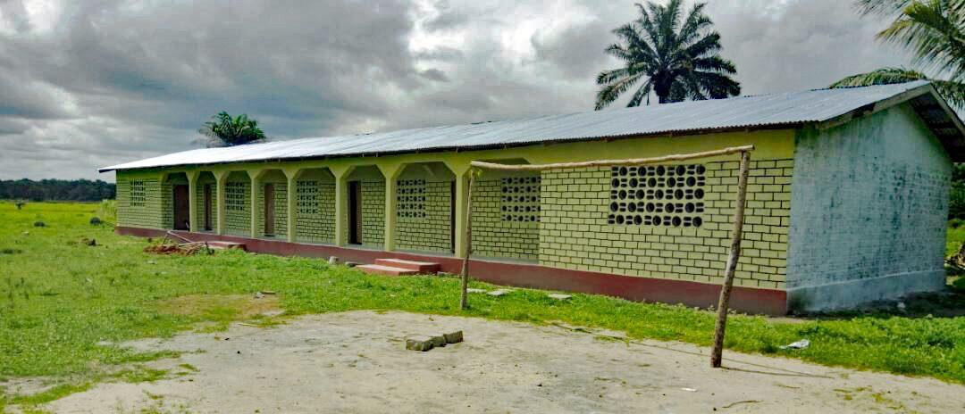 2017: Die 13. Schule in Robenk