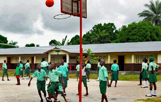 Sport- und Spielplätze