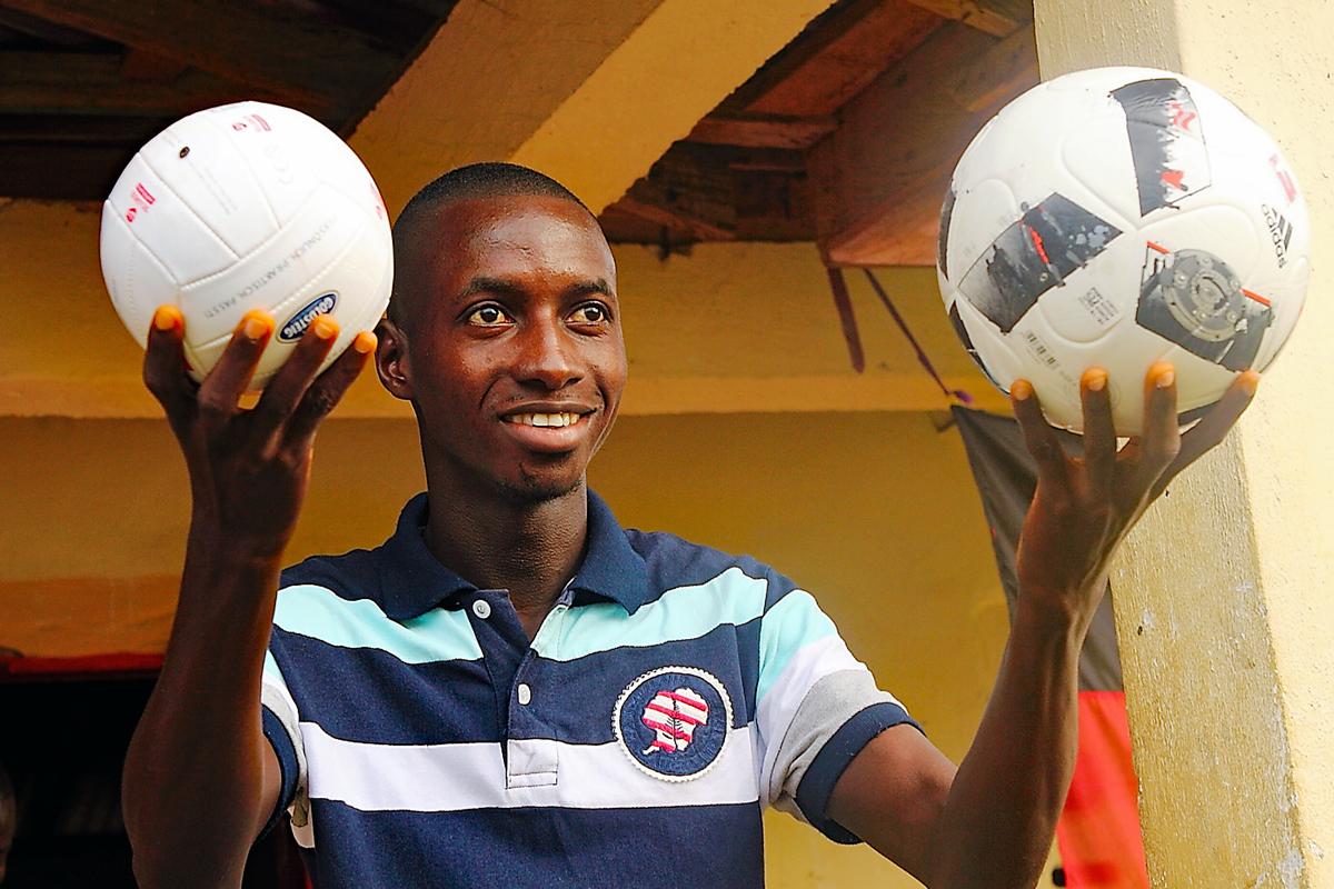 Lehrer sein in Sierra Leone