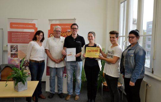 genialsozial: 100.000 Euro für ein neues Ausbildungszentrum
