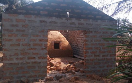 2017: Die 8. Bäckerei in Maloko