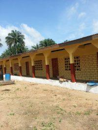 14. Schule in Bisfak fertiggestellt!