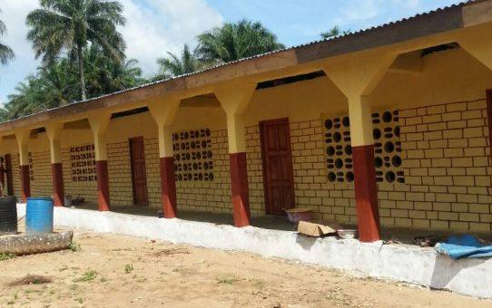 2019: 14. Schule in Bisfak fertiggestellt!
