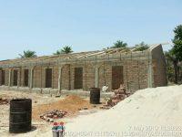 2019: 17. Grundschule in Bomiya