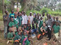 Tatkräftige Unterstützung in Sierra Leone!