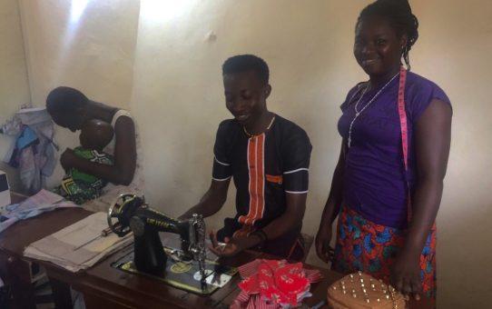 Weltfrauentag: Stärkung der Frauen in Sierra Leone