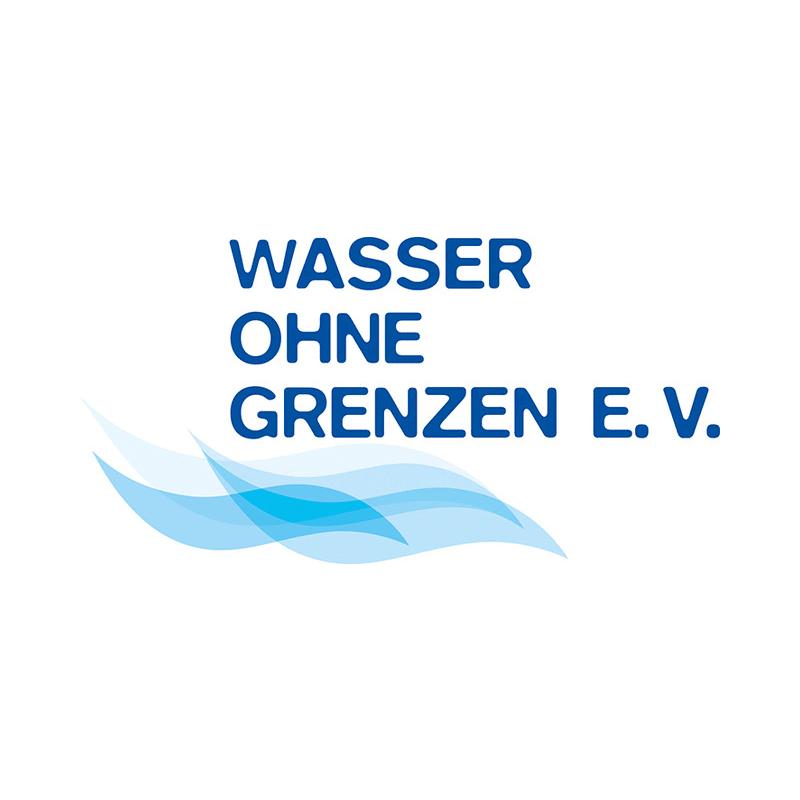 Logo unseres Partners Wasser ohne Grenzen e.V.