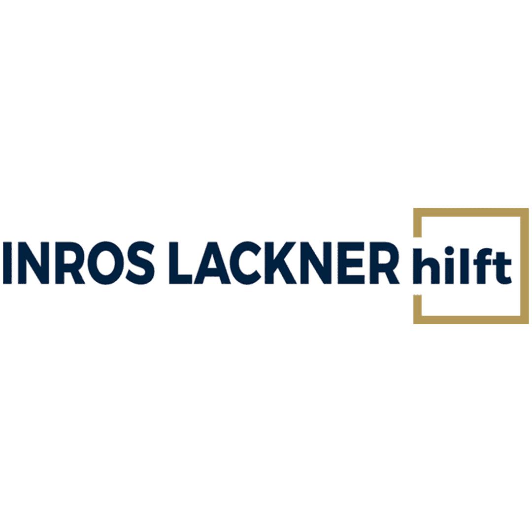Logo des Inros Lackner hilft e.V.