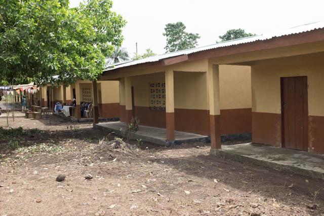 2014: Die 11. Schule in Conakrydee