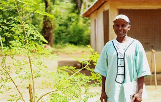 """Abu Mansaray: """"Forikolo berührt das Leben der Menschen, die wenige Privilegien haben"""""""