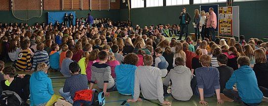 Partnerschule: Gymnasium Warstade, Hemmoor