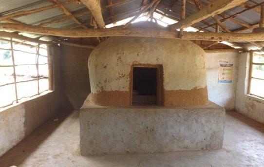 2011: Die 2. Bäckerei in Konteyah